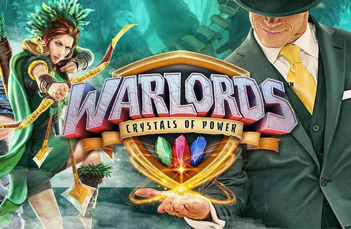 spilleautomater Warlords-Crystals-of-Power-Slot-Netent1